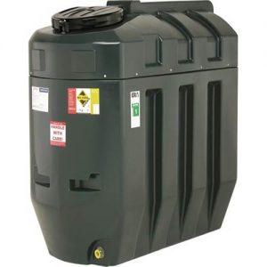 10100 HQi bunded oil tank