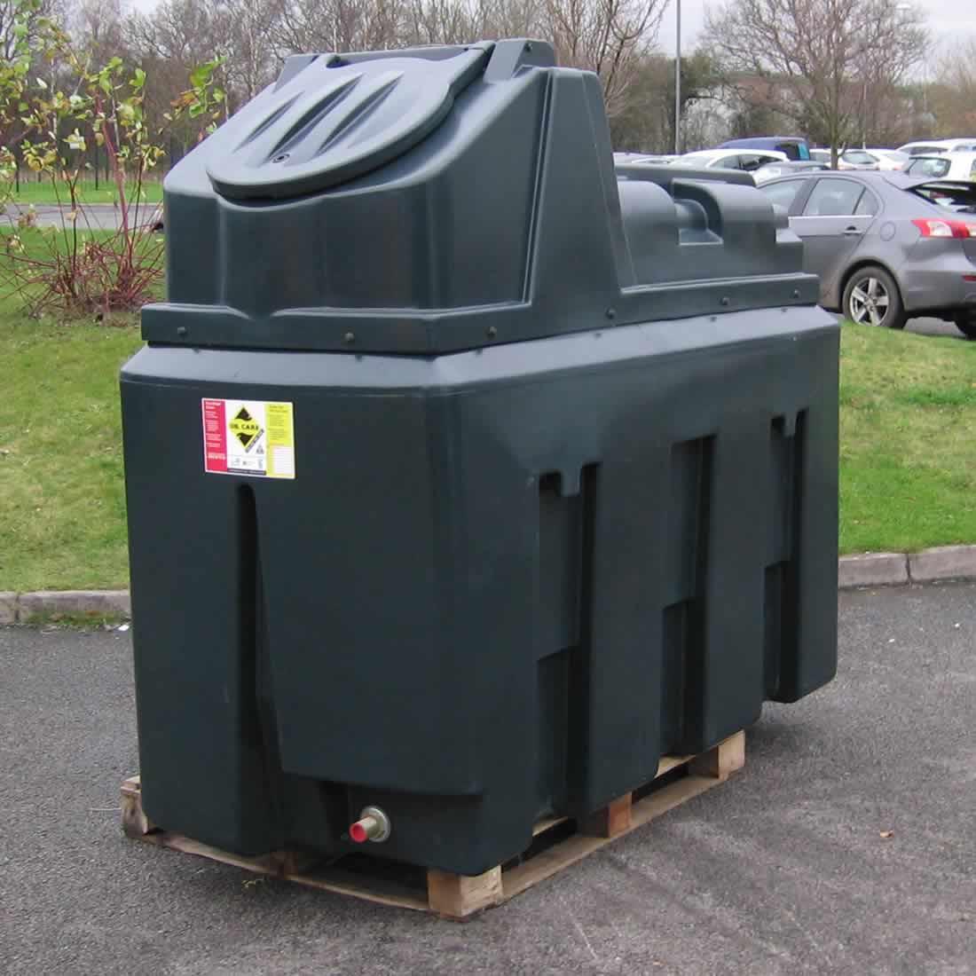 1200 cbs bunded tank