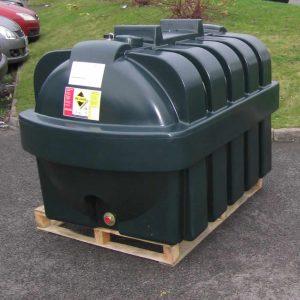1350 single skin tank
