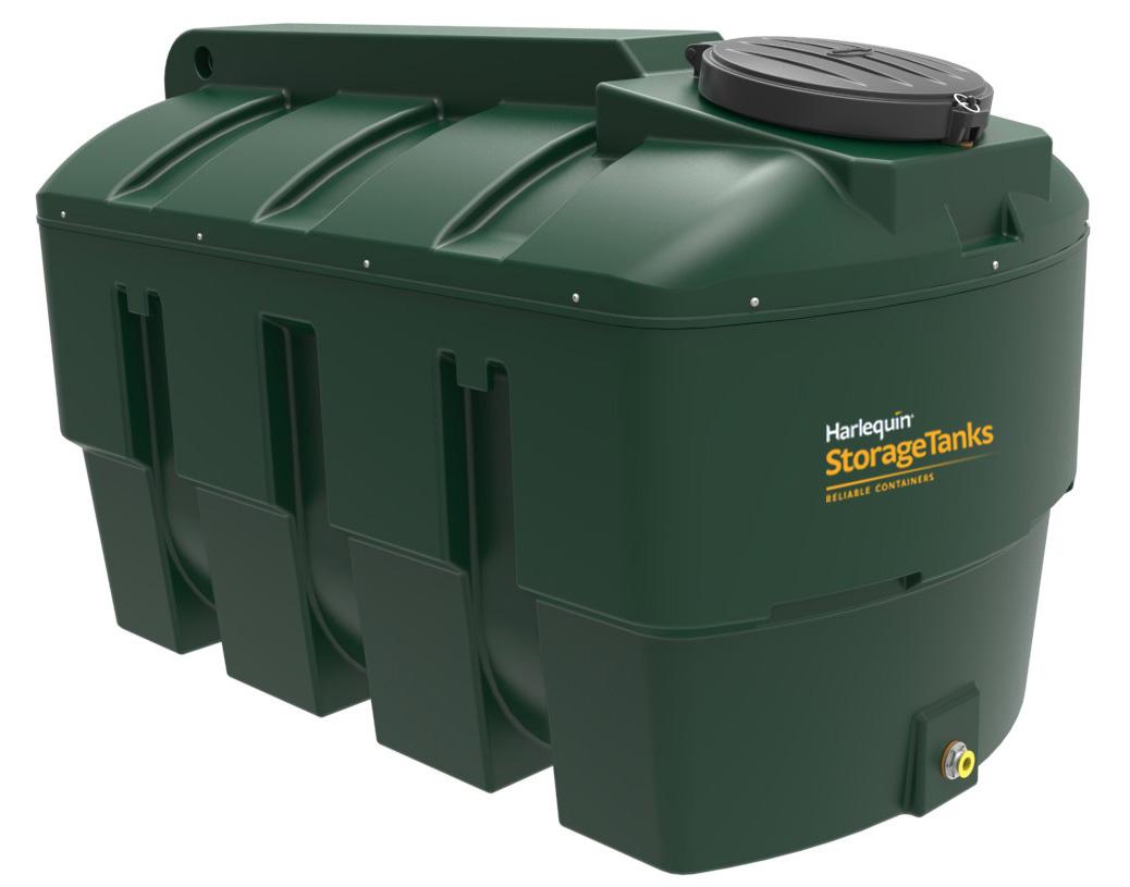 2000ITE Harlequin Oil Tank
