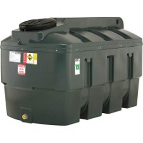 2000 HQi bunded oil tank