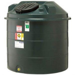 1450 HQi bunded oil tank